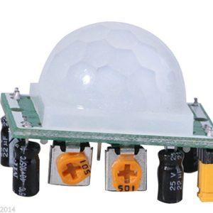 2x HCSR501 Modulo Sensor de movimiento PIR