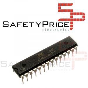 Microcontrolador ATMEGA328P-PU DIP-28 Original Atmel ARDUINO