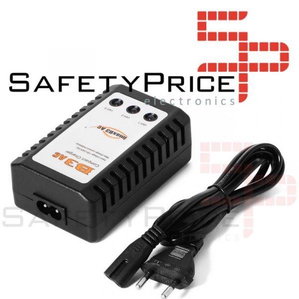 iMax B3AC 2S 3S 7.4V 11.1V Power Lipo RC Batería Balance Cargador