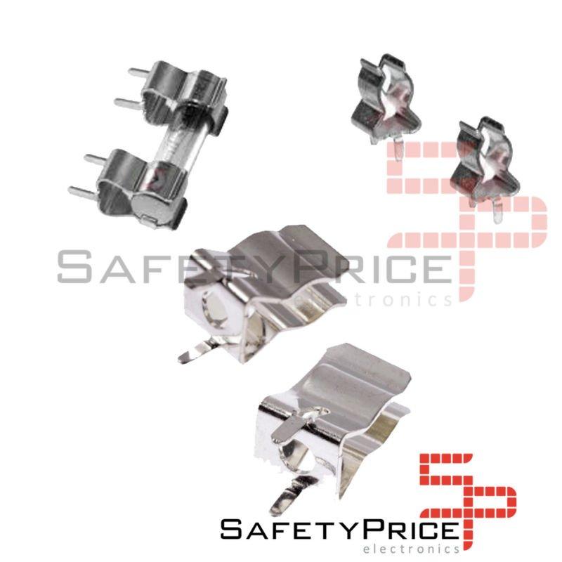 Portafusible 5x20 circuito impreso PCB