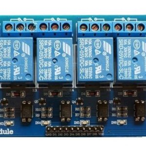Modulo 8x RELE 10A 250V Optoacoplado 5V