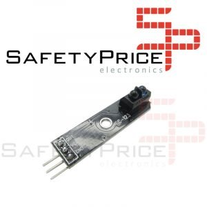 Modulo Sensor TCRT5000 tracker sensor Seguidor de Linea Infrarojo IR Obstaculos