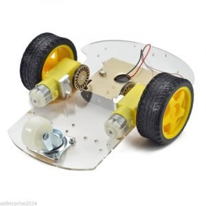 Chassis 2WD Smart Car Chassis Arduino Robot