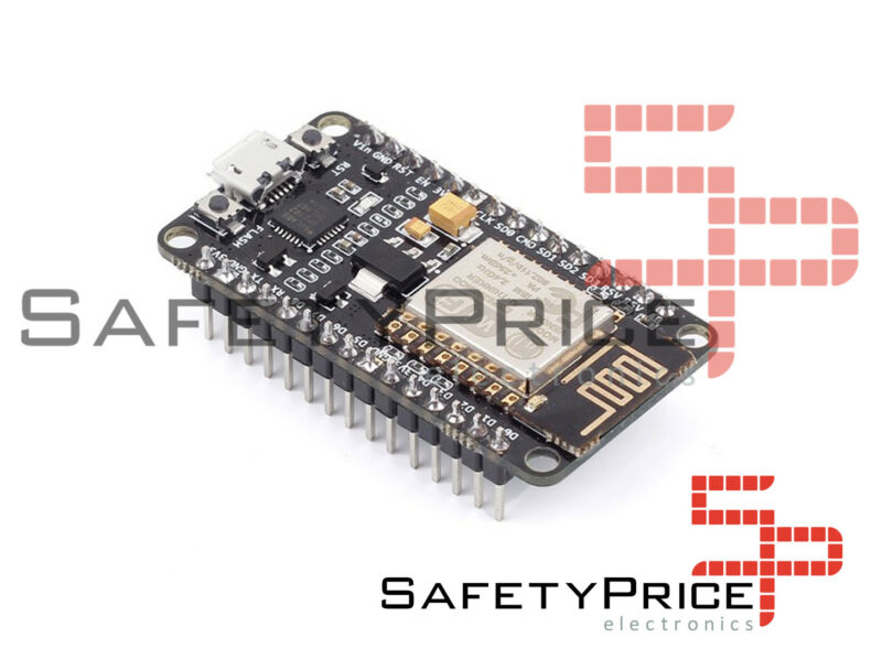 NodeMcu Lua ESP8266 ESP12E CP2102 WiFi Wireless Development Board