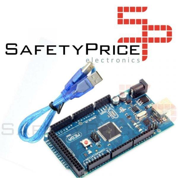 Mega2560 R3 CH340 con cable USB