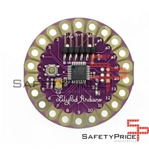 Placa Lilypad Atmega 328 compatible Arduino ropa textil wearable