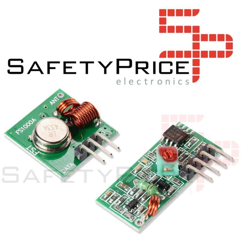 Arduino Rf modulo transmisor y receptor inalambrico 315 MHZ