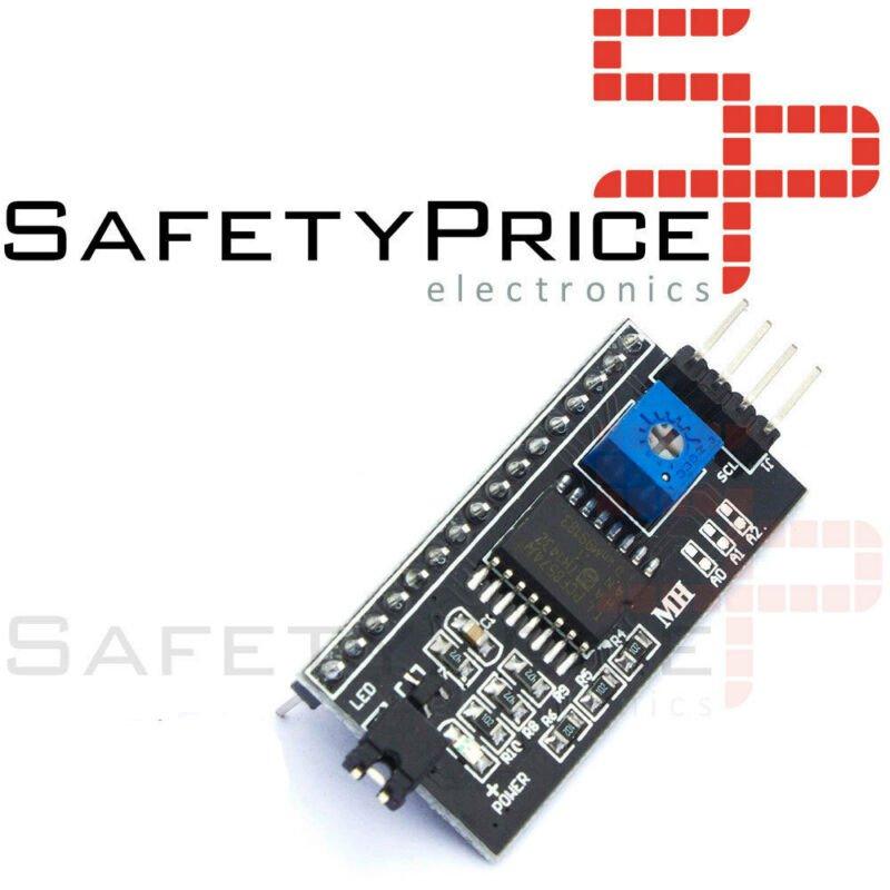 ADAPTADOR IIC/I2C SERIE LCD1602