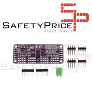 PCA9685 16 Channel 12 bit PWM Servo Driver I2C Interface