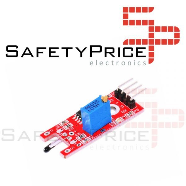 Módulo Sensor de Temperatura Digital Arduino KY-028