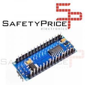 NANO V3.0 ATmega328P CH340 SOLDADO 100% Compatible con Arduino
