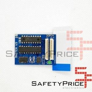 Sega Saturn modchip v3 20p chip Direct Reading SP