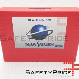 Sega Saturn PSEUDO All in One cartucho chip Region Free