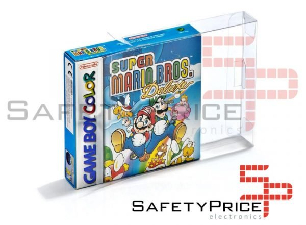 funda protectora juegos NINTENDO Gameboy color y advance