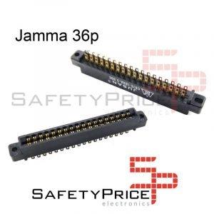 Conector Jamma Hembra 2x18 (36 pin)