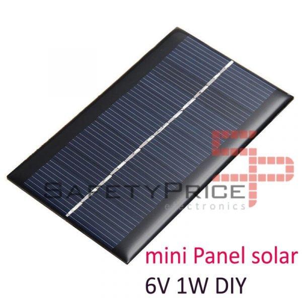 Panel Solar 6V 1W Arduino DIY BRICOLAJE