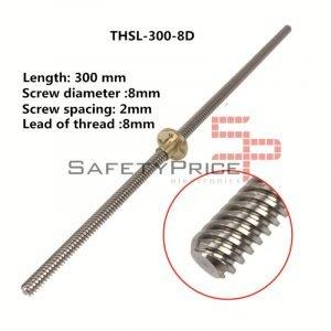 THSL 300-8D Tornillo Tuerca cobre CNC 3D Impresión