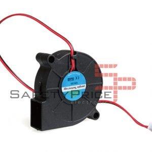 Ventilador Impresora 3D 4020 12V 0.15A turbina enfriado PLA ABS 40x20