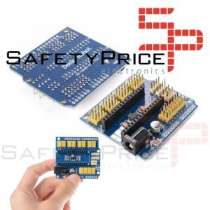 NANO V3.0 ATmega328P I/O EXTENSION BOARD expansion modulo