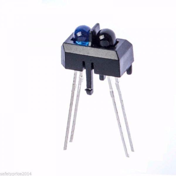Sensor TCRT5000 infrarrojo IR 950nm seguidor linea obstaculos
