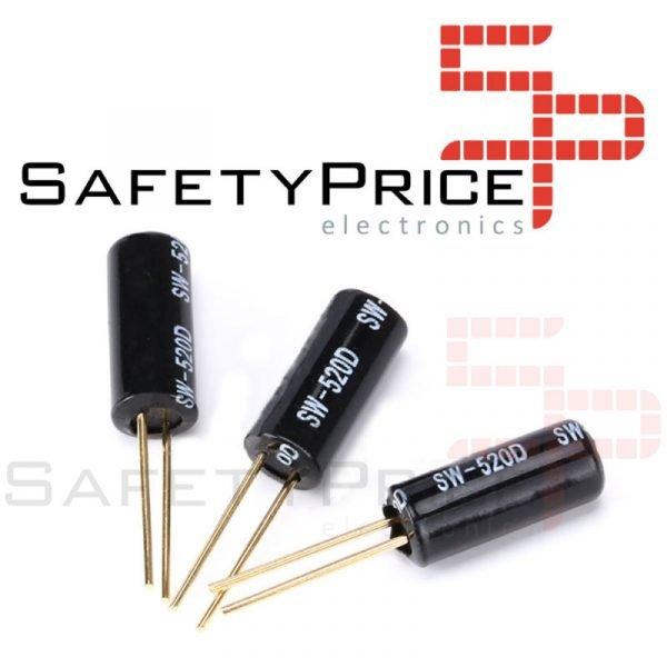 5x SW-520D Sensor Inclinacion Vibration Metal