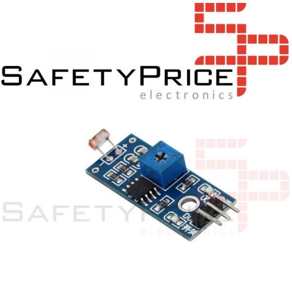 Módulo LDR fotoresistencia sensor luz LM393