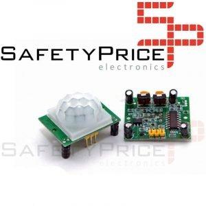 HCSR501 Modulo Sensor de movimiento PIR HC-SR501