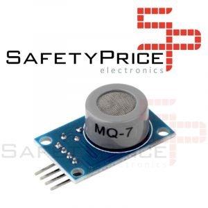 Modulo MQ-7 sensor de CO Arduino