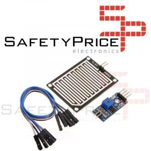 Modulo FC-37 YL-83 Sensor lluvia detector de gotas agua