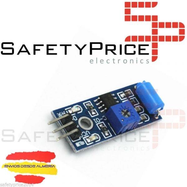 Módulo sensor vibración SW-420
