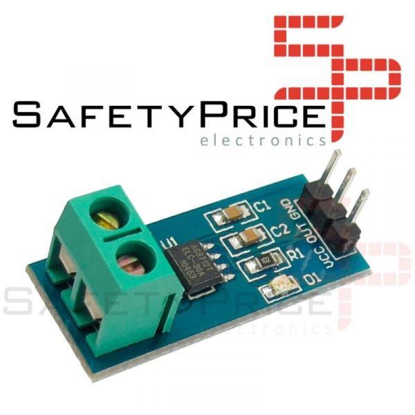 Sensor de Corriente ACS712 AC/DC 30A Arduino