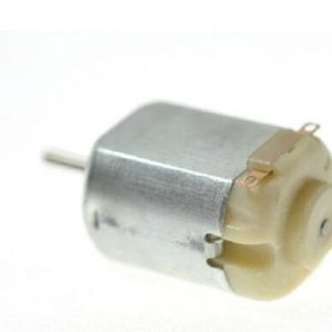 2x Mini motor 3v DC 2000 RPM