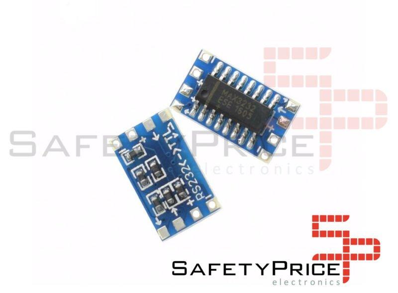 Mini RS232 a TTL convertidor adaptador