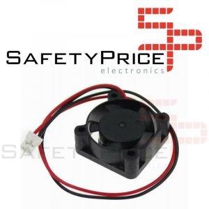 MINI Ventilador 2510 12V 2 cables