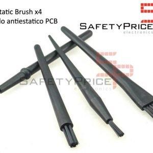 Kit 4 Cepillo antiestatico limpieza PCB circuitos