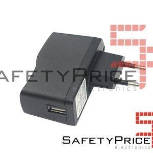 FUENTE ALIMENTACION 5V 2.5A USB COMPATIBLE RASPBERRY PI 3