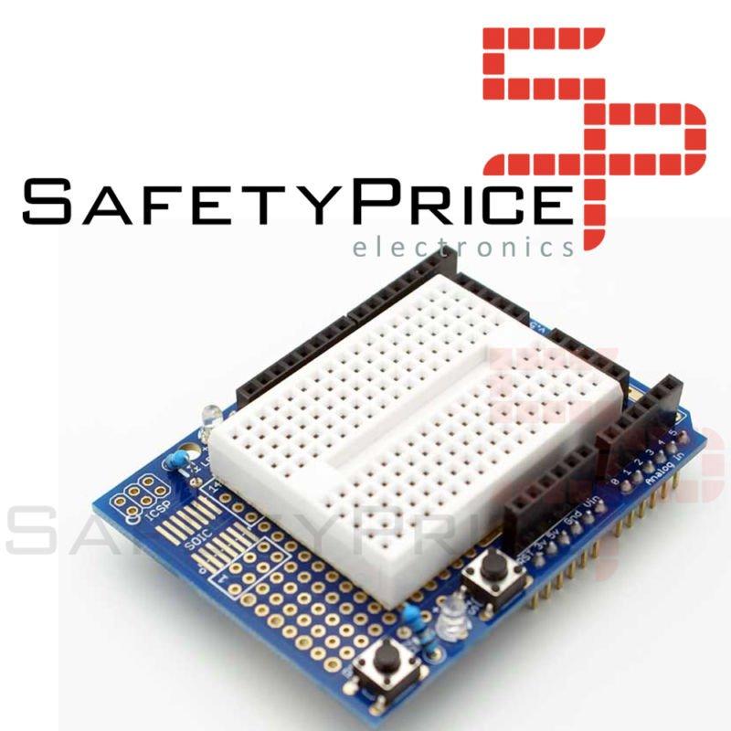 Protoboard Shield 170 puntos UNO MEGA arduino