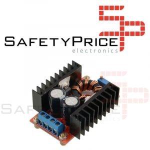 150W Boost Convertidor Modulo Regulador Elevador Tensión DC-DC