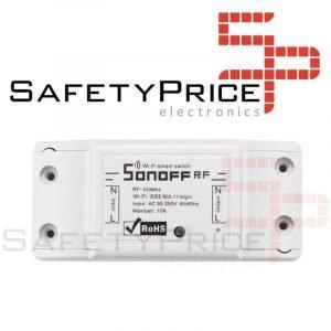 Interruptor de Control Remoto Inteligente WI-FI Sonoff