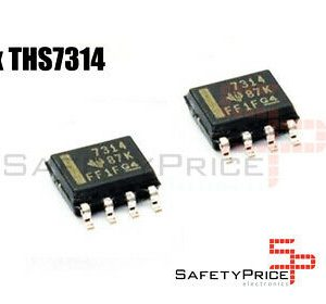 2x THS7314 Amplificador Video SOP-8 SP