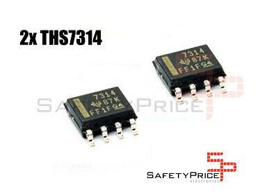 2x THS7314 Amplificador Video SOP-8 SP