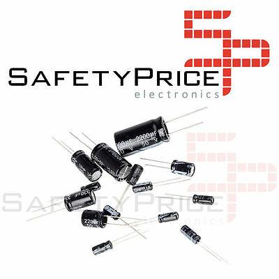 4x Condensador electrolitico 3300uF 50V 105º C 18x35 MM SP