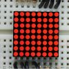 Matriz LED 8x8 Rojo anodo comun 1088AS SP