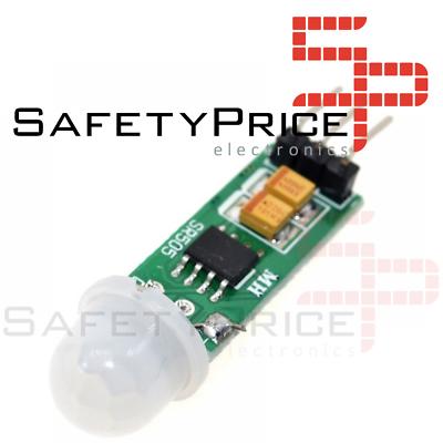 HC-SR505 Mini Modulo Detector Movimiento Sensor Infrarrojo SP
