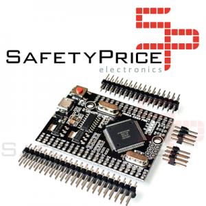 Mega2560 Pro ATmega2560-16AU USB CH340G Placa de desarrollo electrónico inteligente SP