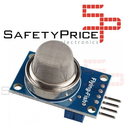 Sensor de Gas Metano (Gas Natural) MQ-4 SP