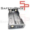 Portapilas 2xAA 3V R06 con contactos para soldar SP