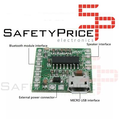 PAM8403 DC5V Mini Clase D 2x3W Micro Amplificador de potencia SP