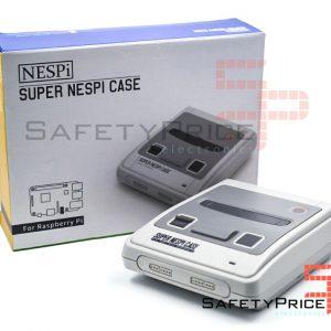 Caja Carcasa Case Box Super Nintendo SUPERPi SNESPI RASPBERRY SP