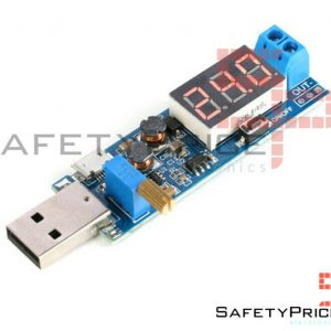 DC 3.5- 12V A DC 1.2-24V DC-DC USB Step UP / Down Power SP